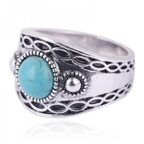 Ring Moho turquoise