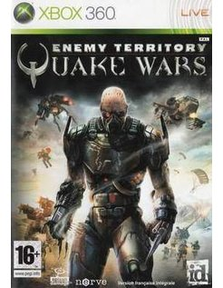 ENEMY TERRITORY QUAKE WARS for Xbox 360