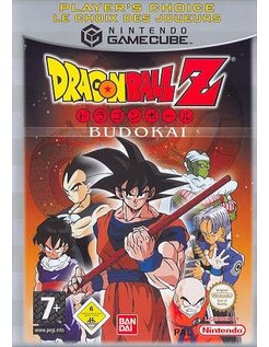 DRAGON BALL Z BUDOKAI für Gamecube