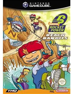 ROCKET POWER BEACH BANDITS for Gamecube