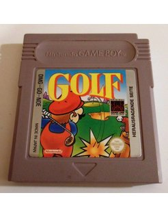 GOLF voor Nintendo Game Boy