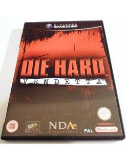 DIE HARD VENDETTA voor Gamecube