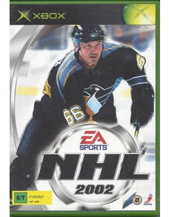 NHL 2002 for Xbox
