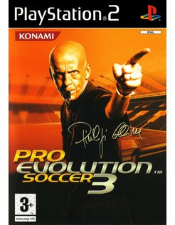 Pro Evolution Soccer PES 3 for Playstation 2