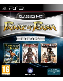 PRINCE OF PERSIA TRILOGY for Playstation 3