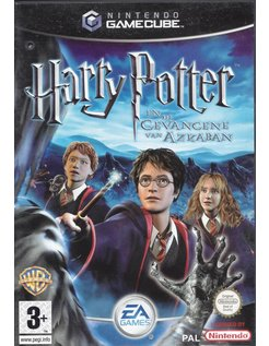 HARRY POTTER EN DE GEVANGENE VAN AZKABAN - Gamecube