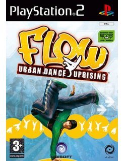 FLOW - URBAN DANCE UPRISING for Playstation 2