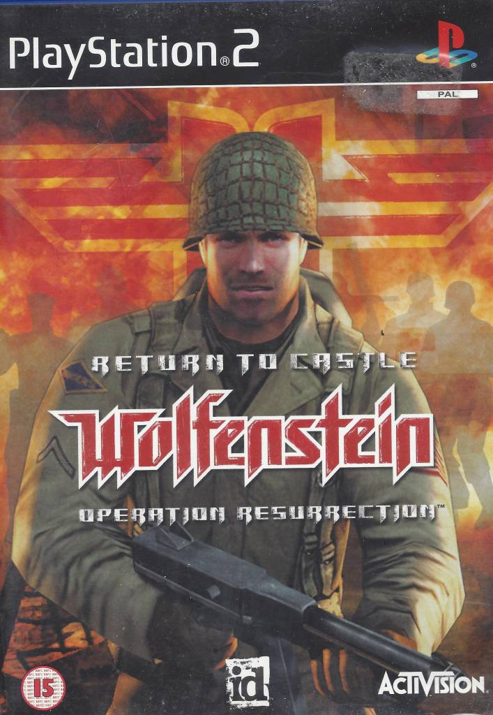 Return to castle wolfenstein cd keys