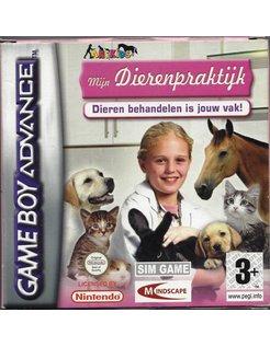 MIJN DIERENPRAKTIJK VOOR Game Boy Advance GBA
