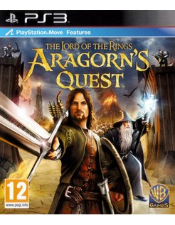 THE LORD OF THE RINGS - ARAGORN'S QUEST für Playstation 3 - NEU in OVP