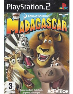 MADAGASCAR for Playstation 2