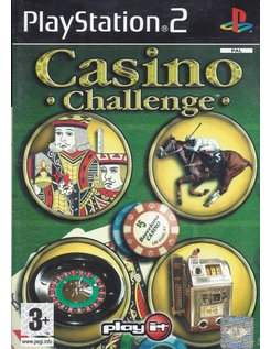 CASINO CHALLENGE für Playstation 2
