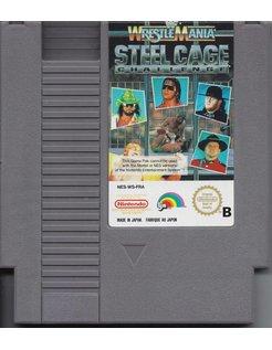 WWF WRESTLEMANIA STEEL CAGE CHALLENGE for Nintendo NES