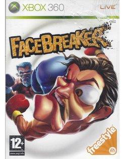 FACEBREAKER voor Xbox 360