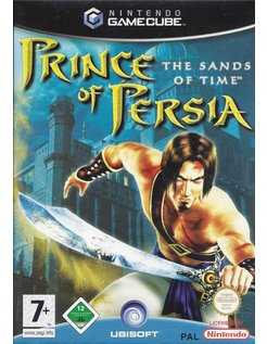 PRINCE OF PERSIA THE SANDS OF TIME for Gamecube