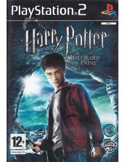 HARRY POTTER EN DE HALFBLOED PRINS für Playstation 2