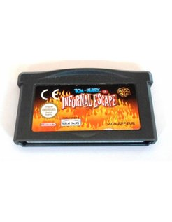 TOM AND JERRY IN INFURNAL ESCAPE voor Game Boy Advance