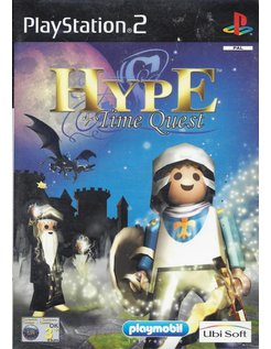 HYPE - THE TIME QUEST voor Playstation 2 PS2