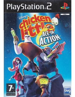 CHICKEN LITTLE - ACE IN ACTION for Playstation 2