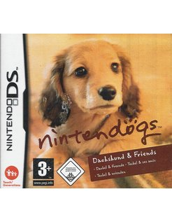 NINTENDOGS DACHSHUND & FRIENDS für Nintendo DS