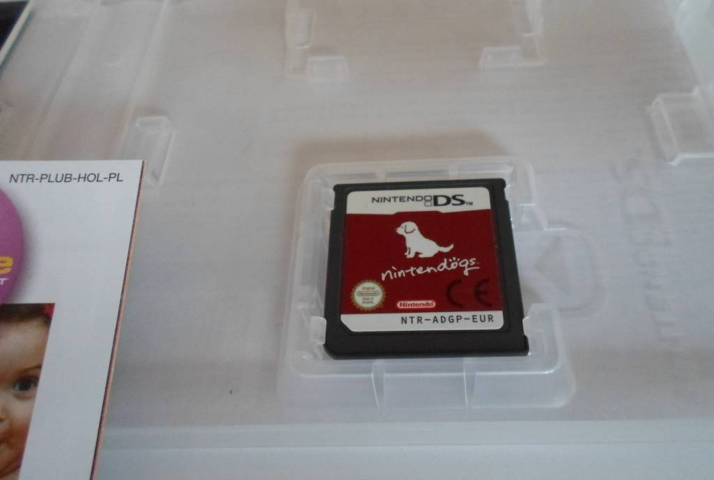 NINTENDOGS DACHSHUND & FRIENDS for Nintendo DS - Passion