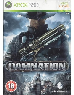 DAMNATION for Xbox 360