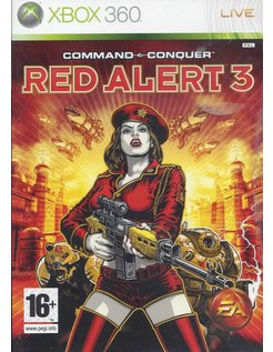 COMMAND & CONQUER RED ALERT 3 for Xbox 360