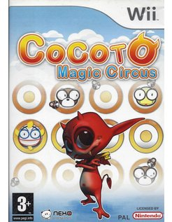 COCOTO MAGIC CIRCUS für Nintendo Wii