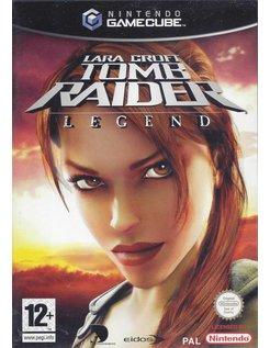 TOMB RAIDER LEGEND for Nintendo Gamecube - French