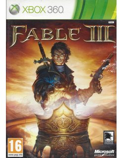 FABLE III (3) for Xbox 360