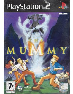 THE MUMMY voor Playstation 2