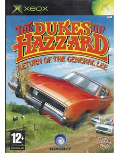 THE DUKES OF HAZZARD - RETURN OF THE GENERAL LEE voor Xbox