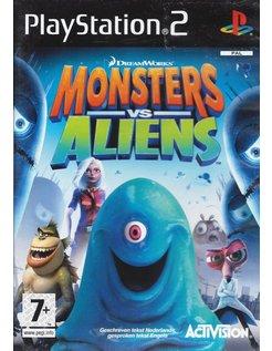 MONSTERS VS ALIENS für Playstation 2