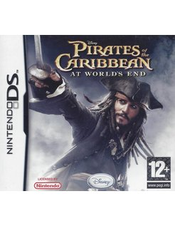 PIRATES OF THE CARIBBEAN - AT WORLD'S END voor Nintendo DS
