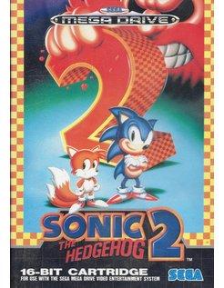 SONIC THE HEDGEHOG 2 for Sega Mega Drive