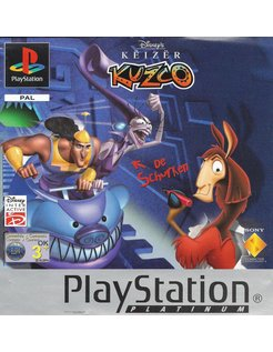 DISNEY'S KEIZER KUZCO for Playstation 1