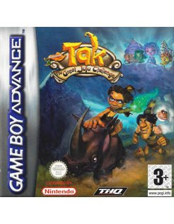 TAK THE GREAT JUJU CHALLENGE for Game Boy Advance