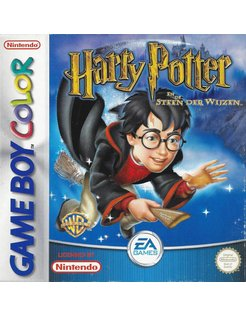 HARRY POTTER EN DE STEEN DER WIJZEN for Game Boy Color