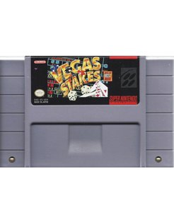 VEGAS STAKES for SNES Super Nintendo