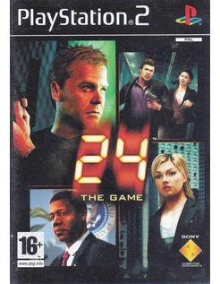 24 THE GAME für Playstation 2 PS2