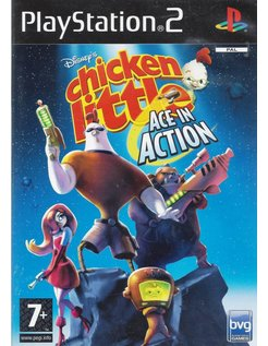CHICKEN LITTLE ACE IN ACTION for Playstation 2 - FR NL