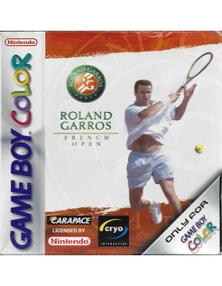 ROLAND GARROS FRENCH OPEN für Game Boy Color