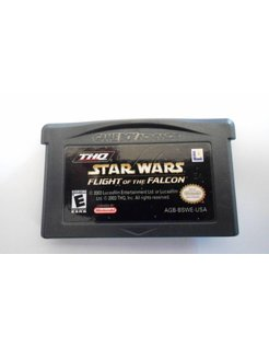 STAR WARS FLIGHT OF THE FALCON for Game Boy Advance