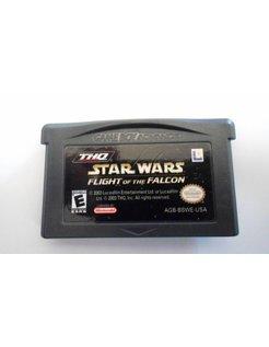 STAR WARS FLIGHT OF THE FALCON für Game Boy Advance