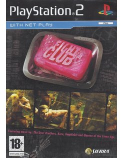 FIGHT CLUB voor Playstation 2