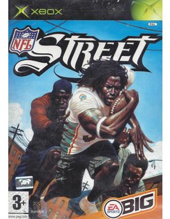 NFL STREET for Xbox - complete