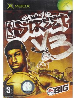 NBA STREET VOL. 3 for Xbox