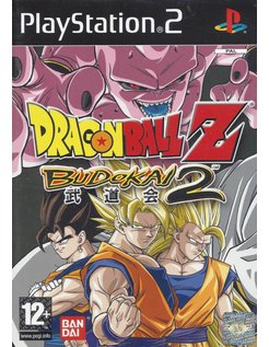 DRAGON BALL Z BUDOKAI 2 voor Playstation 2