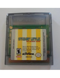 STUART LITTLE - THE JOURNEY HOME for Nintendo Game Boy Color