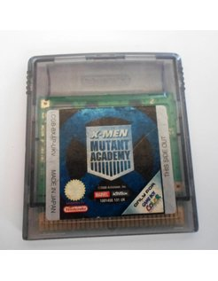 X-MEN MUTANT ACADEMY for Nintendo Game Boy Color